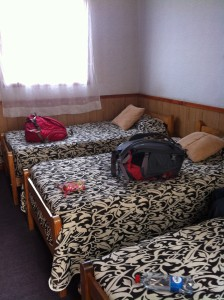 Our room for me and the boys.